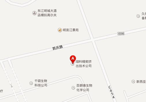 上海翊科精密挤出技术有限公司